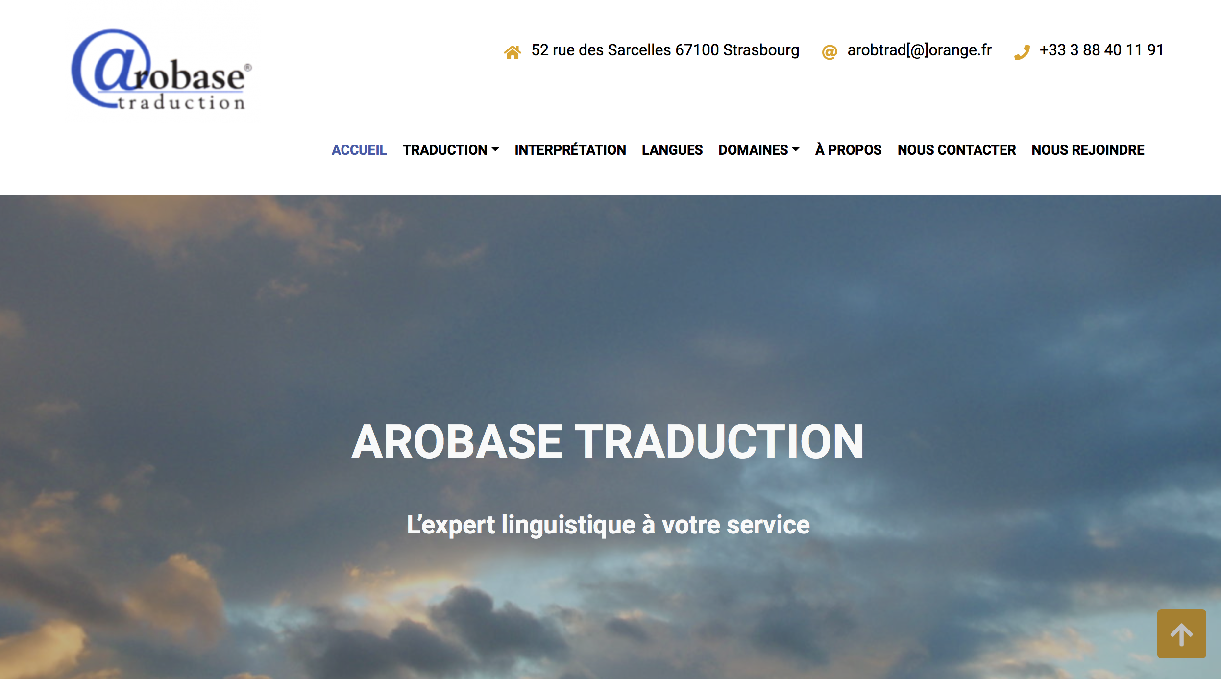 site-arobase-traduction